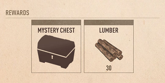 Mystery Chest